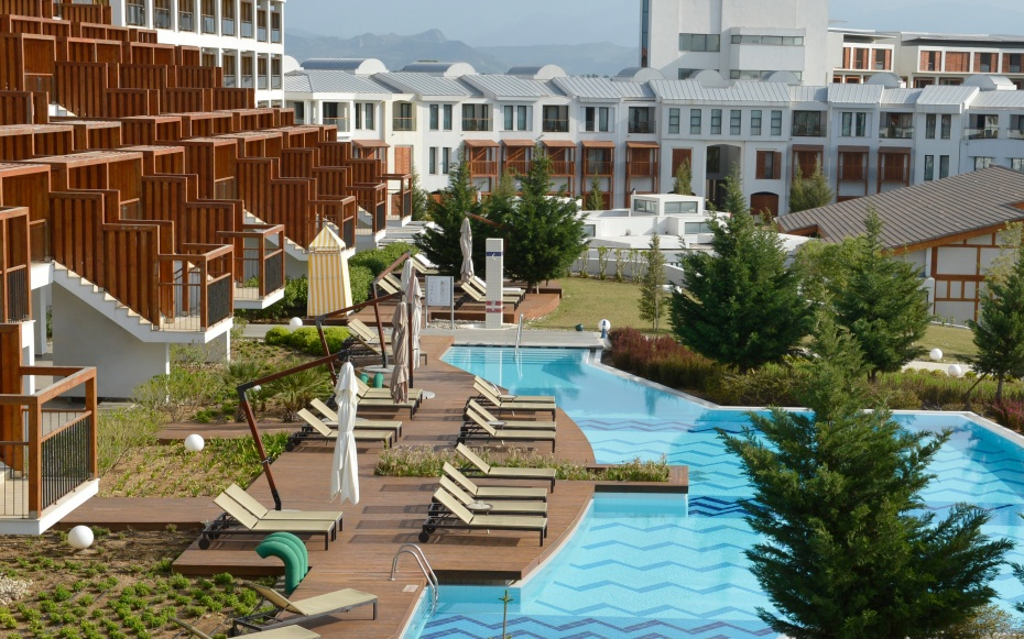 Club med belek turkey best all inclusive family resorts for Mediterranean all inclusive resorts