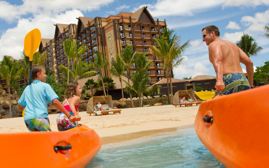 Best family beach hotels travel leisure for Best beach vacations us