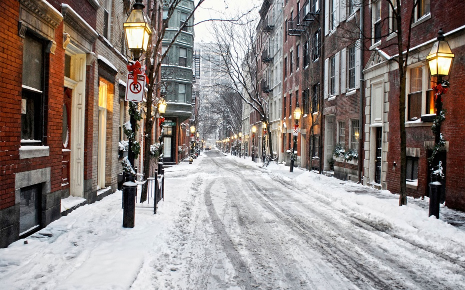 Boston   Best Places to Spend Christmas Travel   Leisure McNMJuGr