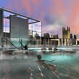 Bath, England Spa