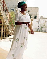 Just Back from Senegal: CCH Pounder
