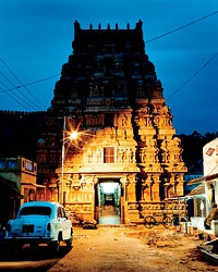 The Temples of Tamil Nadu