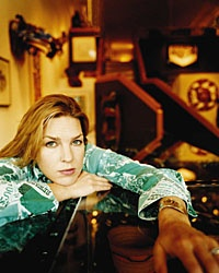 Just Back From Vancouver, Diana Krall