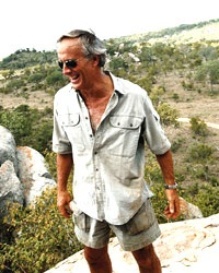 Jack Hanna in Africa