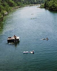 The Rivers of Texas Hill Country