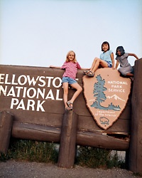 Visit Yellowstone, Our Park  | T+L Family