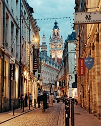 T+L Guide to Lille