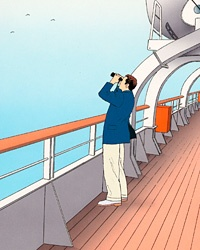 Ask the Expert:  Healthy Eating on Cruises