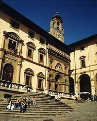 On Piero's Trail | Driving Arezzo