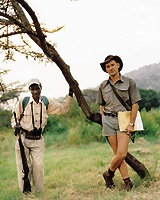 Africa's Best Safari Guides: Follow the Leaders