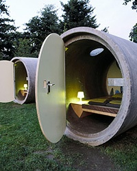 World's Most Unusual Hotels 2008