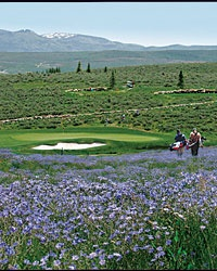 The Greening of Park City | T+L Golf