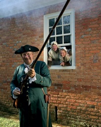 Colonial Williamsburg's Family Holiday Fun