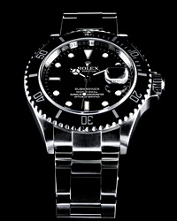 The Rugged Rolex Submariner
