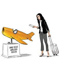 How to Maximize Frequent Flyer Miles