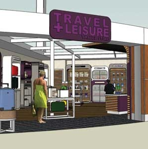 T+L's New Airport Stores