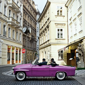 Prague's Traditional Reinvention