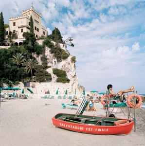 Driving Italy's Ligurian Coast