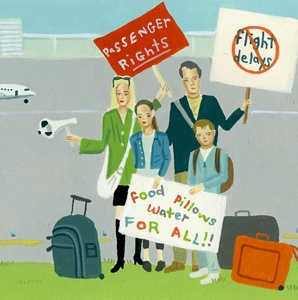 Air Travel's New Passenger Rights