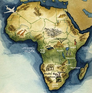 Guide to Planning an African Safari