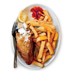 London's Best Fish-and-Chips