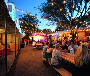 The Foundry, Dallas - America's Best Outdoor Bars | Travel ... on Best Backyard Bars id=89109