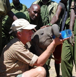 Profile: Meet Richard Bonham, Safari Legend