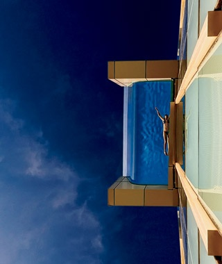 World S Coolest Pools Travel Leisure