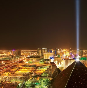 T+L's Definitive Guide to Las Vegas