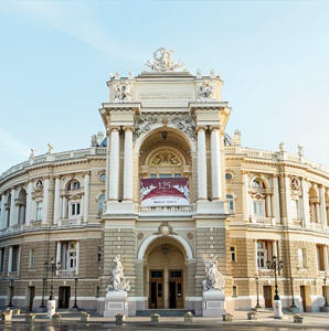 An Unlikely Love Affair with Odessa, Ukraine