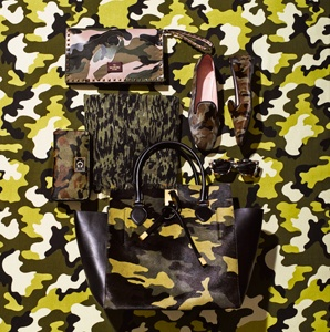 Fall's Best Camouflage Accessories