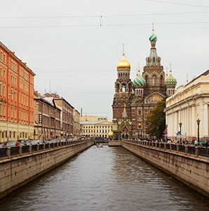 St. Petersburg, Russia Now