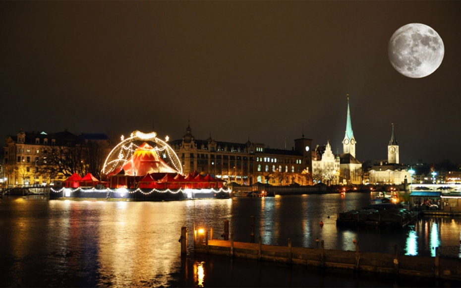 Zurich Switzerland The Best Places To Spend Christmas