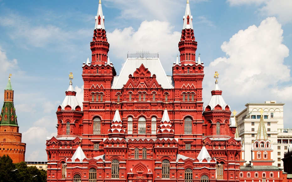 The New Moscow