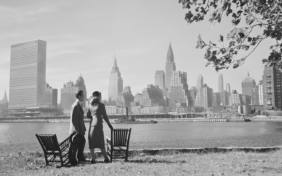 In Photos: New York City in the 1950s