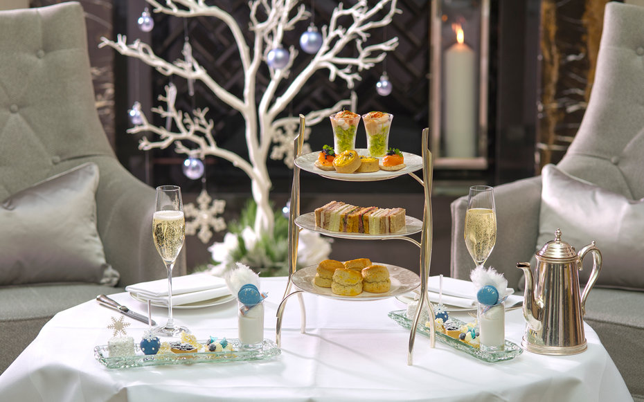 Snow Queen Afternoon Tea London