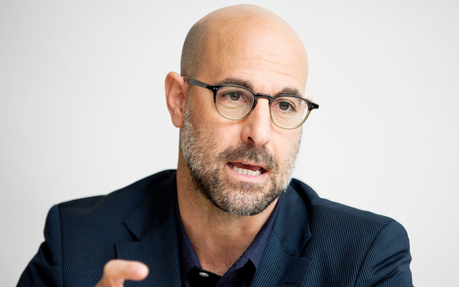 Stanley Tucci Actor Stanley Tucci Talks Italy Vodka and The Hunger