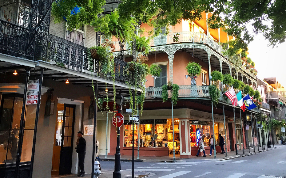 new years eve trips, new orleans