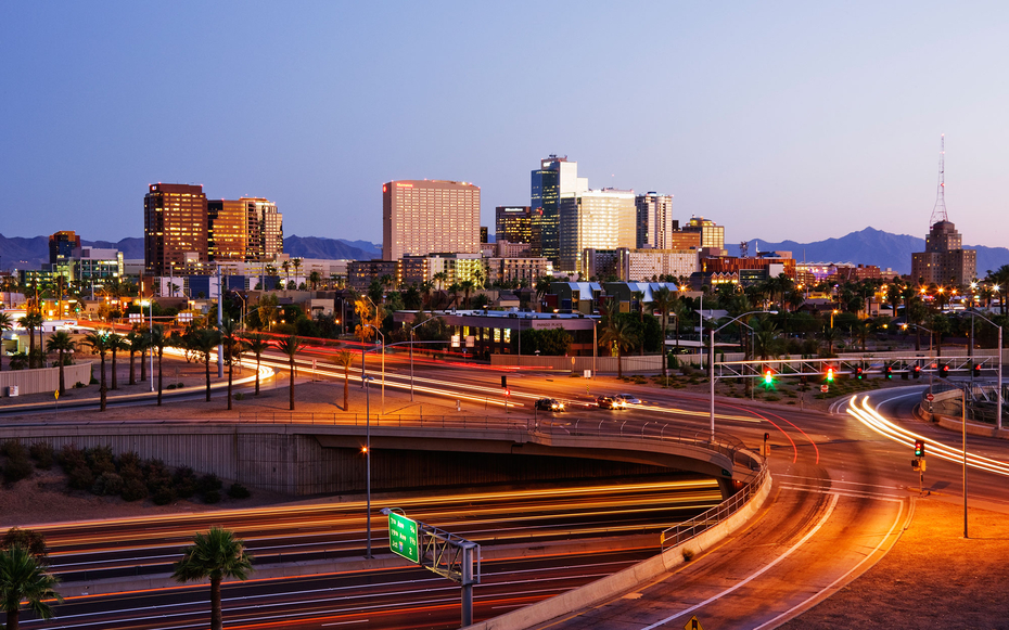 Americas best cities for nightlife travel leisure for Small luxury hotels phoenix
