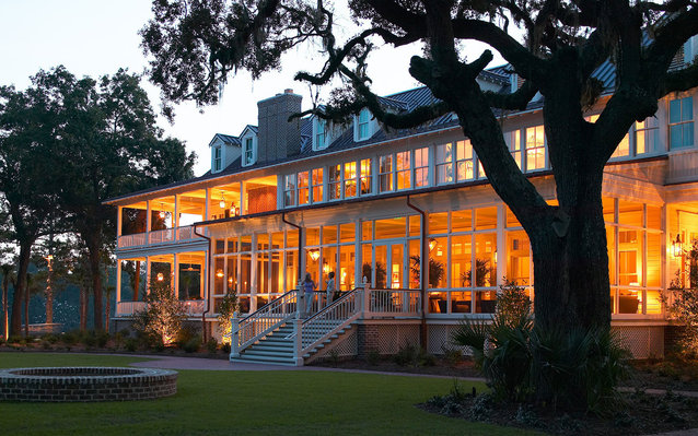front of Inn at Palmetto Bluff, A Montage Resort, Bluffton, SC