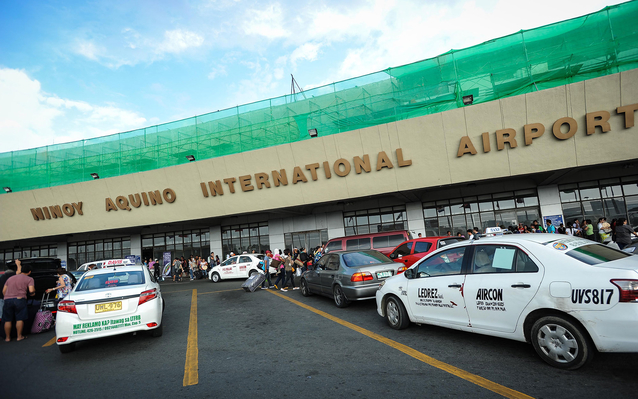 manila international airport phillipines