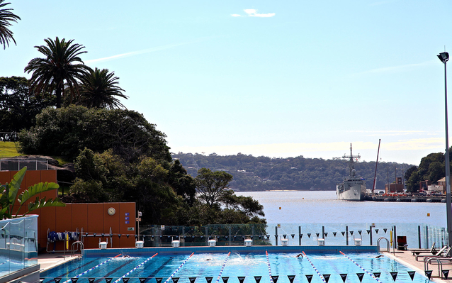 Sydney Harbour Pools