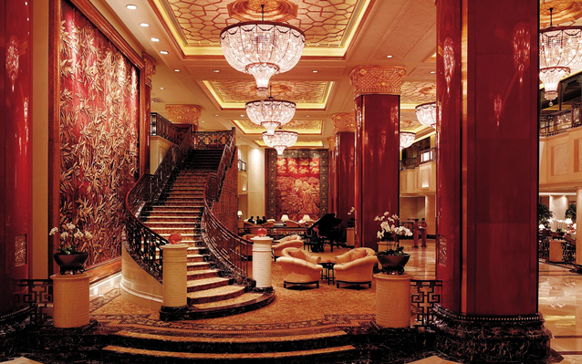 China World Hotel in Beijing
