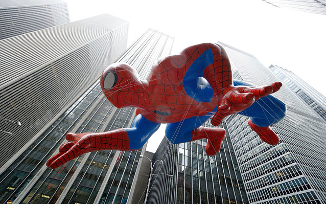 Macy's Thanksgiving Parade Spiderman