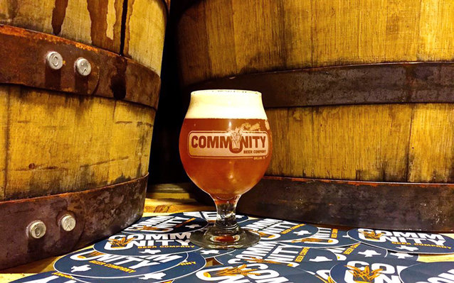 Community Brewing Company Distillery in Dallas