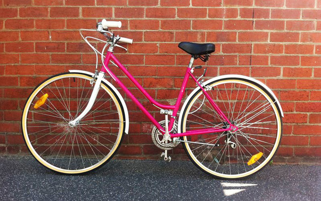 Humble Vintage Bike Hire in Melbourne