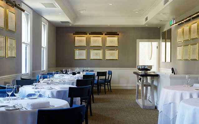 Guillaume Restaurant in Sydney
