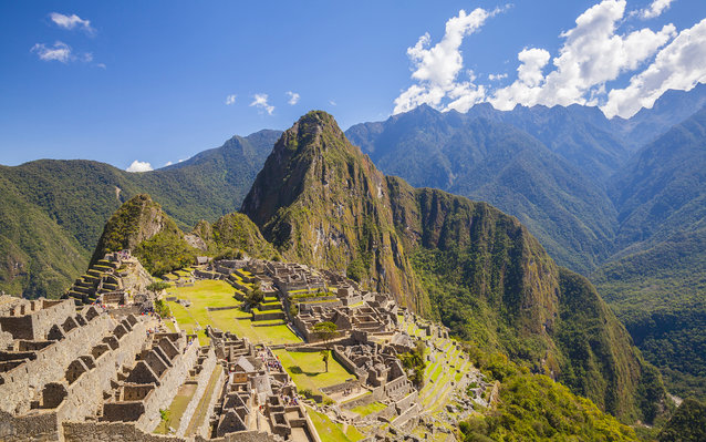 Peru, Cuzco, Machu Picchu, Old ruins of machu picchu. (Photo by: JTB/UIG via Getty Images) (Photo by: JTB Photo/UIG via Getty Images)