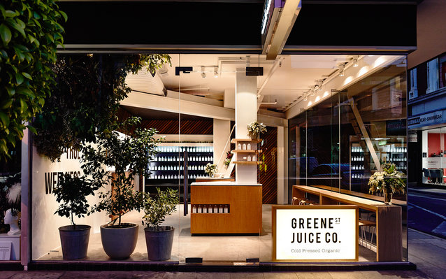 Greene St. Juice Co. Melbourne Australia