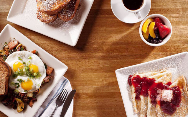 Portage Bay Café Restaurant in Seattle